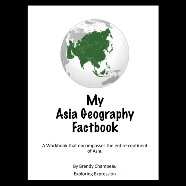 Asia Geography Factbook