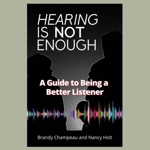 Hearing is Not Enough
