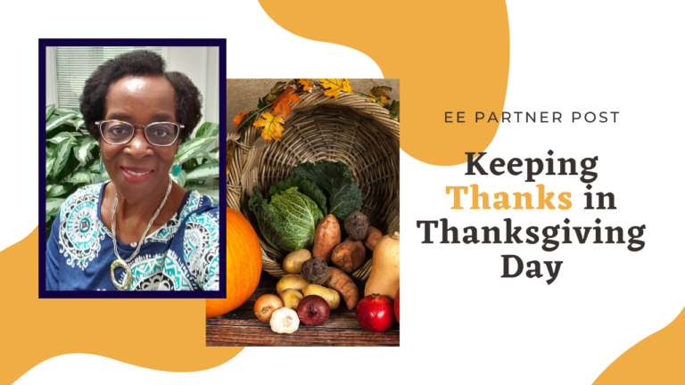 Keeping Thanks in Thanksgiving Day