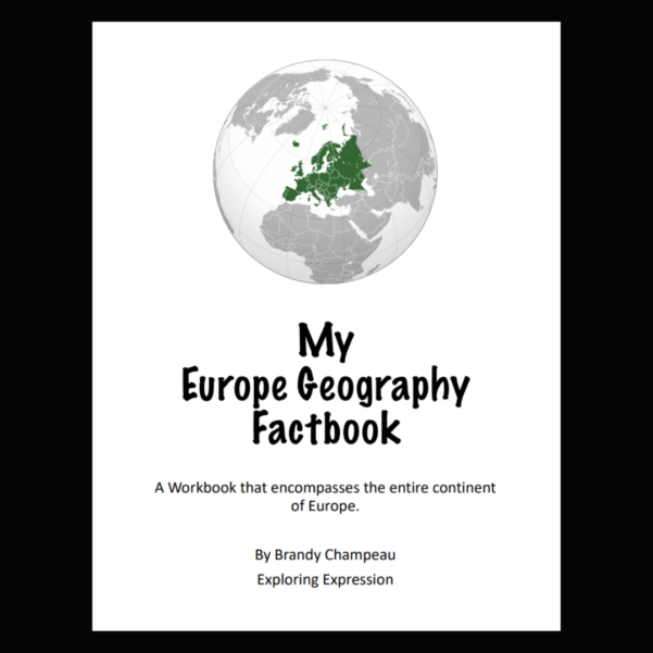 My Europe Geography